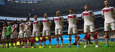 Bakı şəhərində Fifa world cup 2014 ps 3