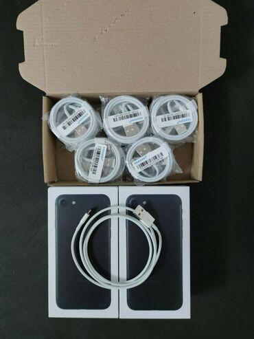 зарядный кабель usb в Азербайджан: Apple i̇phone usb kabeli. Brand foxconn.Tam original. 100% apple chip