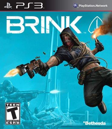 """Bakı şəhərində """"Brink"""" PS3"""