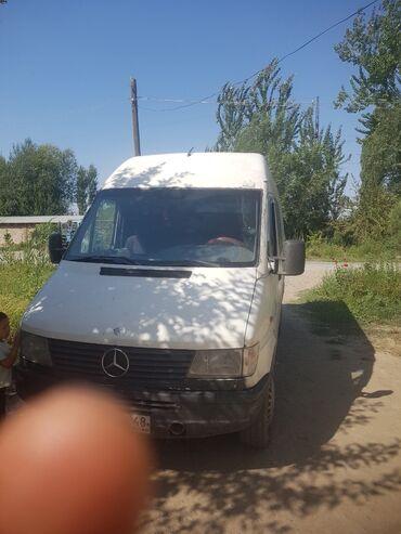Транспорт - Базар-Коргон: Mercedes-Benz 2.3 л. 1996
