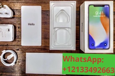 Apple iPhone X 256GB Unlocked σε Athens