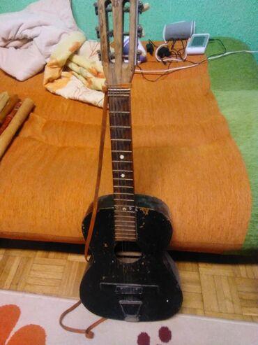Gitare | Srbija: Gitara 50 godina svirana u kafani