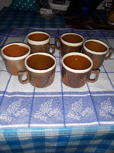Kuća i bašta   Srbija: Soljice za kafu neobicne su 6 kom.300 din