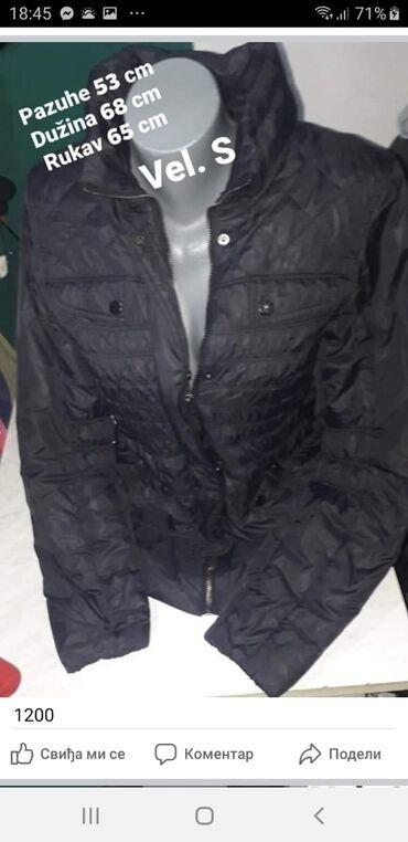 Zimska jakna vel. S Kvalitetna