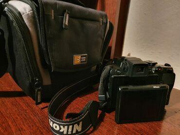bosch dmf 10 zoom professional в Кыргызстан: Продаю фотоаппапат Nikon coolpix p500 36x Ultra Zoom Full HD!!!!
