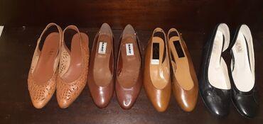 Sako italija zenski - Srbija: Zenske nove i polovne cipele razlicitih brojeva,kupljene '80-'90