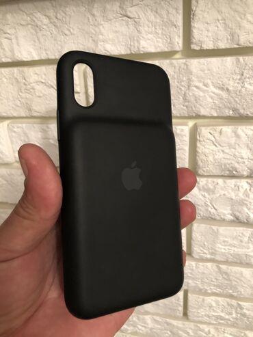 красивые-чехлы-на-телефон в Кыргызстан: Smart Battery Case ( Чехол аккумулчтор ) Оригинал от Apple . Подходит