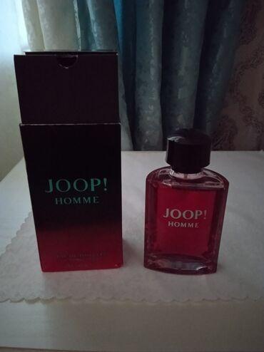 Красота и здоровье - Сокулук: Продаю оригинал мужской парфюм джооп joop. Французский, купил в Турции