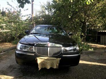 Lincoln в Кыргызстан: Lincoln Town Car 4.4 л. 2000 | 100 км
