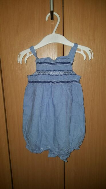 Jeans skinny h - Srbija: H&m bodi kombinezon. samo skinuta etiketa. 80 vel