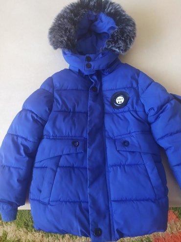 Dečija odeća i obuća - Nova Pazova: Muska zimska jaknicaza decake broj 3.Jako topla,nosena mesec