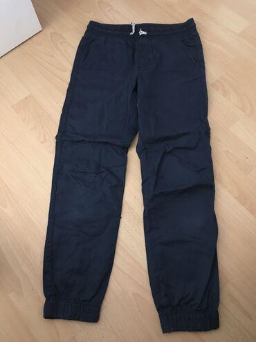 Pantalone uske - Srbija: Muske pantalone HM 9-10 god
