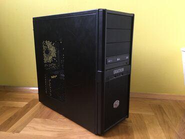 Kompjuter kupljen u Gigatronu, sve radi bez problema