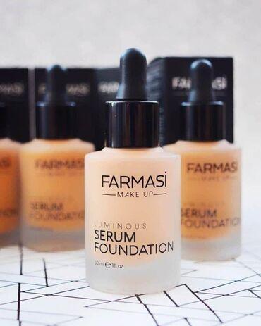 Lumia 735 - Srbija: LUMINOUS SERUM FOUNDATION• Izuzetno dugotrajna formula za zapanjujuće