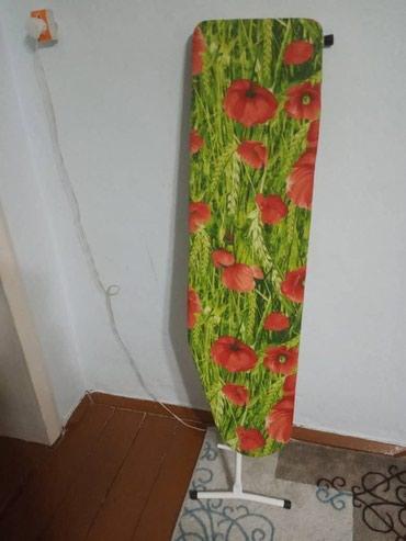 Гладильные доски - Кыргызстан: Продаю гладильную доску,в отличном состоянии,мало пользовались!Цена