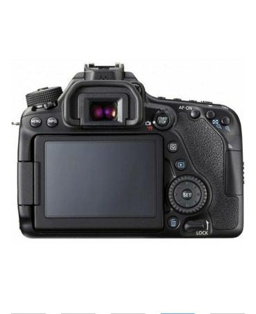 Canon DSLR 80D 18 - 135 USM новые в Бишкек
