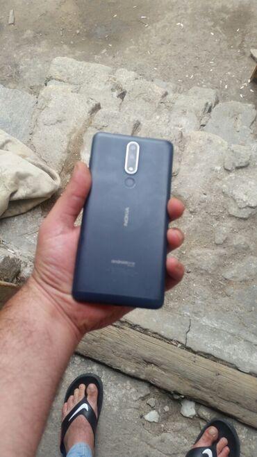 Nokia Azərbaycanda: Nokia3.1pulus32 uz wuwesi catdi iwlemeye mane olmur 22manatdi kantiyla