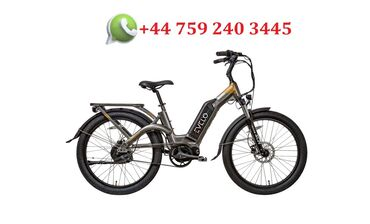 Evelo Aurora Limited Electric Bike  BODY POSITION: Upright, Upright R