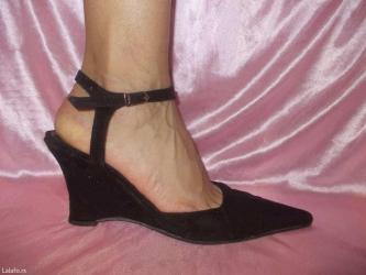 Vrlo lepe,udobne i kvalitetne sandale vrlo malo nosene - Prokuplje