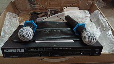 Микрофон без проводной