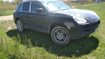 Porsche Cayenne S 2003 в Бишкек