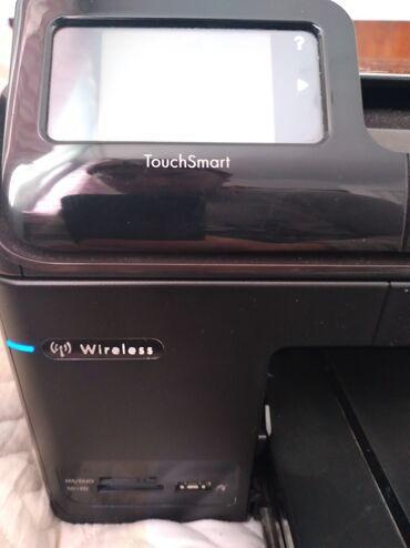 Продаю б/у принтер hp b209b смарт 3 в одном требуется замена картриджа