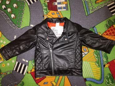 Dečija jaknica C&A motoraškaDečija jakna C&A Baby Club, nova