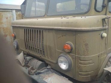 Продам машину ГАЗ66,  снят с в Бишкек