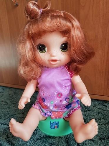 """посольство сша в бишкеке в Кыргызстан: Кукла""""Baby alive potty dance"""" оригинал от HASBRO из США. Говорит по-а"""