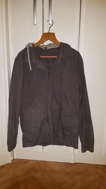 Velic-da - Srbija: Muska jakna kao sako. mnogo lepo stoji, L velicina C&A, moze kapa