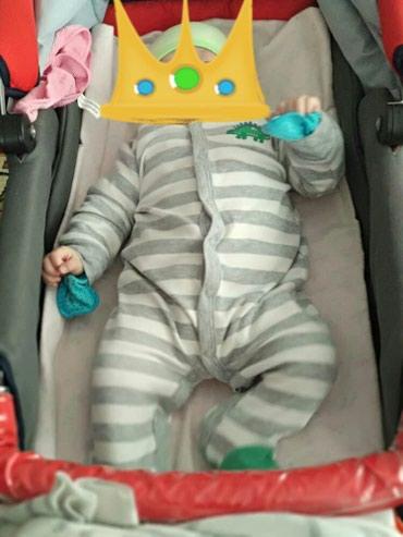 Токмок. детский кобинизон. на пол года. в Токмак