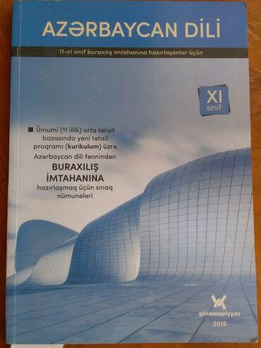 - Azərbaycan: Buraxilis imtahanina hazirlasmaq ucun sinaq