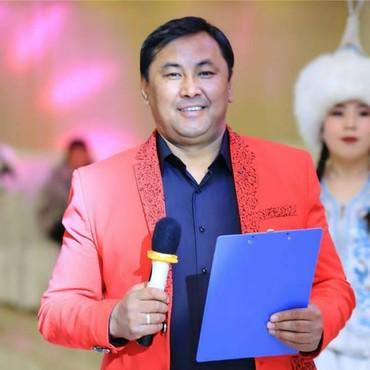 тамада русская в Кыргызстан: Тамада ырчы Талант Сыдыков +