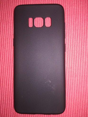 Silikonska futrola za Samsung S 8 - Kragujevac