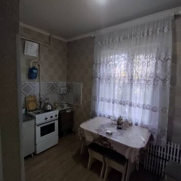 аламедин 1 квартиры in Кыргызстан | БАТИРЛЕРДИ УЗАК МӨӨНӨТКӨ ИЖАРАГА БЕРҮҮ: 105-серия, 1 бөлмө, 35 кв. м Брондолгон эшиктер, Суу каптаган эмес, Жаныбарлар жашачу эмес
