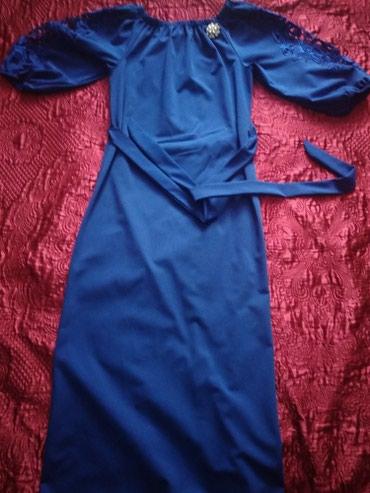 Платье в пол производство Турция в Лебединовка