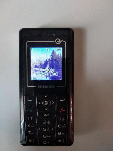 2-ci-əl-telefonlar - Azərbaycan: Hisense mobil telefon formasında ev telefonu 012-le satılır