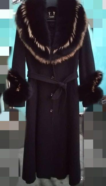 платье ангора софт батал в Кыргызстан: Реальному покупателю уступка.Продаю пальто с натуральным мехом енота в