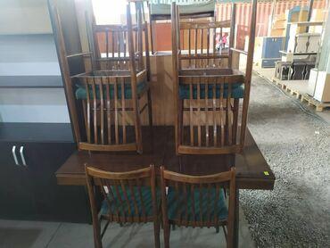47 объявлений: Продаю чешский стол со стульями идеальное состояние