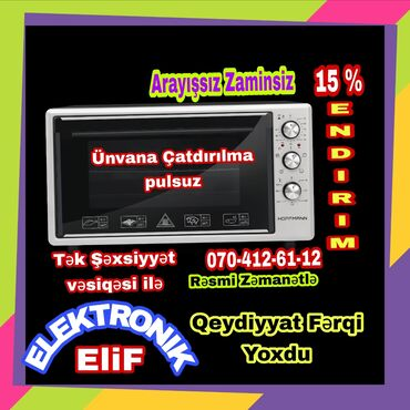 авто колесо в Азербайджан: Soba peçka Tozsoran kreditle sifarişi  zövqünüzə uyğun məhsulu seçin