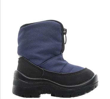 детская зимняя обувь в Кыргызстан: Новая зимняя детская обувь на 25 размер. Мембрана, водооталкиващая, во
