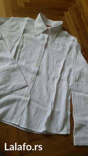 Bela košulja,  nova - Pozarevac
