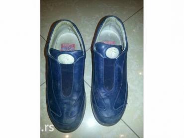 Decije kozne cipele - Srbija: Paciotti 4us decije cipele - patike, original, kozne, teget. Na ulosku