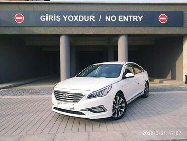 hyundai sonata kredit satisi - Azərbaycan: Hyundai Sonata 2 l. 2016 | 41250 km