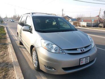 Тойота минивэны - Кыргызстан: Toyota Sienna 3.5 л. 2008 | 119000 км