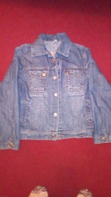 Ostala dečija odeća | Sabac: Teksas jakna, u dobrom stanju, pepito vel 10