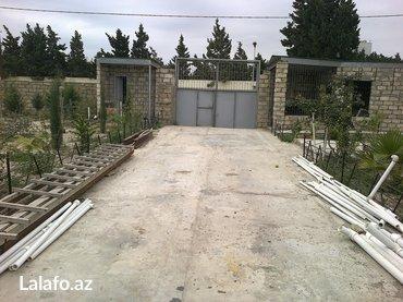 Bakı şəhərində Xezer rayon turkan qesebesinde bag evi tecili satilir razilasma yolu