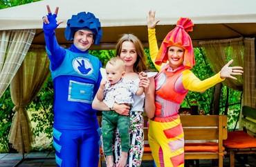 Наши герои могут поздравить вашего ребенка онлайн и оффлайн и устроить