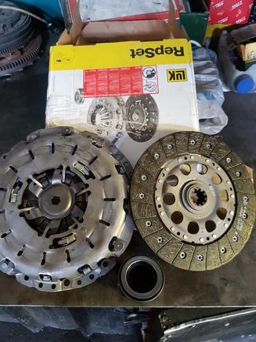 продажа дисков на бмв в Кыргызстан: Бмв е39 комплект сцепления. 240мм. Корзина сцепления, диск сцепления