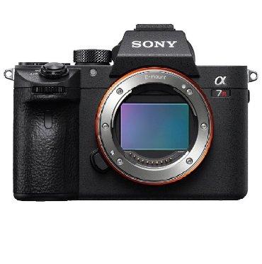 sony-a7-iii-бишкек в Кыргызстан: Продаю новый фотоаппарат Sony A7r||| Тип камерыбеззеркальная со